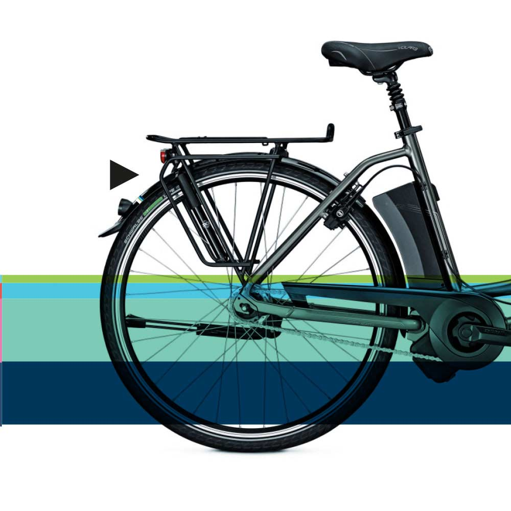 Pon Bike promotional picture ebike